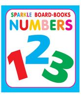 Sparkle Board Book - Numbers
