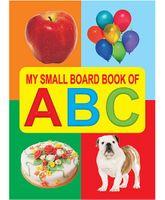 My Small Board Book Of ABC
