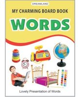 My Charming Board Book - Words