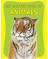 My Glitter Book - Animals