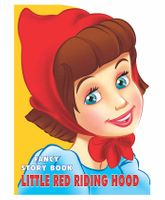 Fancy Story Board Book - Little Red Riding Hood