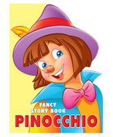 Fancy Story Board Book - Pinocchio