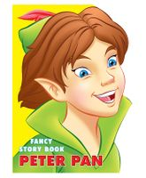 Fancy Story Board Book - Peter Pan