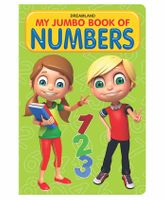 My Jumbo Book - Numbers