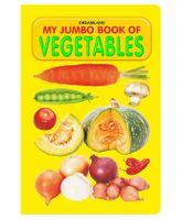 My Jumbo Book - Vegetables