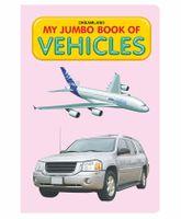 My Jumbo Book - Vehicles
