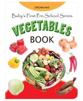 Baby's First Pre-School Series - Vegetables