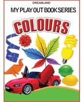 My Play Out Book Series - Colours