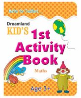 Dreamland - Kid's First Activity Book Maths