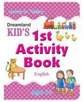 1st Activity Book - English