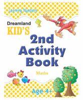 2nd Activity Book - Maths