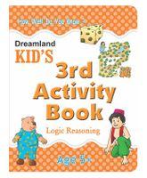 3rd Activity Book - Logic Reasoning