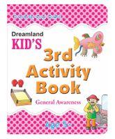 3rd Activity Book - General Awareness