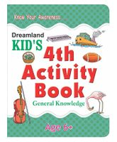 4th Activity Book - General Knowledge