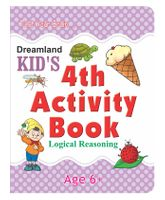 Dreamland - Kid's 4th Activity Book Logical Reasoning