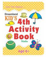 4th Activity Book - Maths