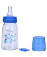 Mee Mee Premium Feeding Bottle Blue - 120 ml