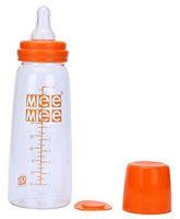 Mee Mee Premium Feeding Bottle Orange - 250 ml