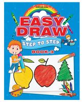 Easy Draw Step By Step Book 3