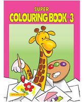 Super Colouring Book - Part 3