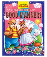 Creative Colouring Book of Good Manners