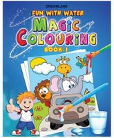 Magic Colouring Book 1 - English