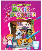 Magic Colouring 4 Book - English