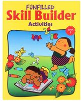 Funfilled Skill Builder Activities Book 1