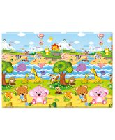 Babycare Playmat Pingko and Friends Print - Multi Color