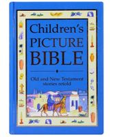 Children's Picture Bible Old And New Testament Stories Retold