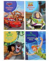 Disney - 4 Favourite Adventures Pack