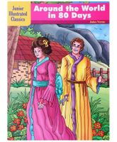 Junior Illustrated Classics Around The World In 80 Days