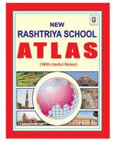 Naveen Rashtriya School Atlas With Useful Notes - English