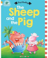 The Sheep And The Pig Story Book - English