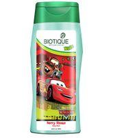 Baby Biotique Disney Pixar Cars Berry Shake Body Wash - 190 ml