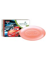 Baby Biotique Disney Pixar Cars Nutty Almond Nourishing Soap - 75 gm