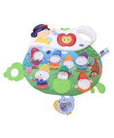 Chicco Snow White And The 7 Dwarfs Panel - Multicolor