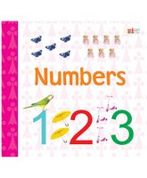 Numbers Book - English