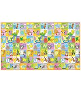 FashBlush Non-woven Free Play Abjad Fun 1 Mat - Multicolor
