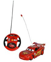 Majorette Remote Control Lightning McQueen Car Toy - Red