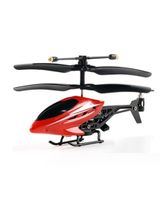 Flyers Bay Max Nano 3.5 Channel Helicopter - Red And Black
