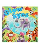 Glow Eyes In The Jungle