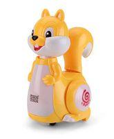 Mee Mee Musical Singing & Roaming Squirrel - Yellow
