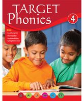 Target Phonics 4 - English