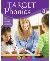 Target Phonics 8 - English