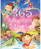 365 Adventure Stories - English