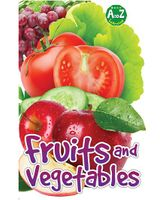 A To Z Learning Fruit & Vegetables - English