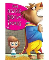 5 In 1 Bedtime Stories - English