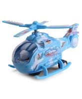 Playmate New Fighter Helicopter - Blue