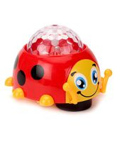 Kumar Toys Lady Beetle Toy - Red